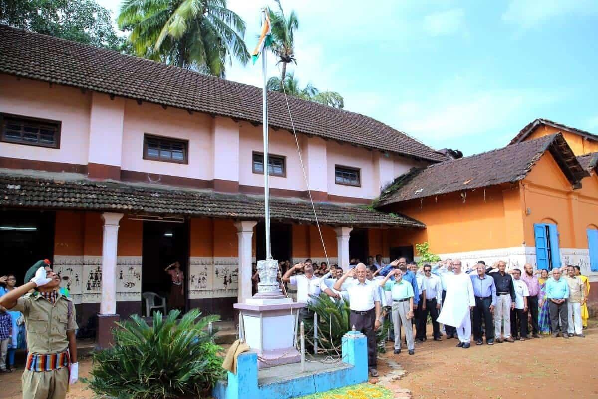 70ನೇ ಸ್ವಾತಂತ್ರ್ಯೋತ್ಸವ ದಿನಾಚರಣೆ - BEM School