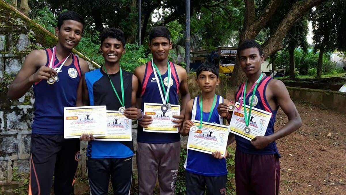 Mangalore City Zonal Level Athletic Meet 2017-18