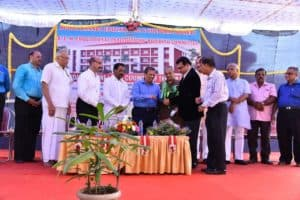 Foundation Stone Laying Ceremony