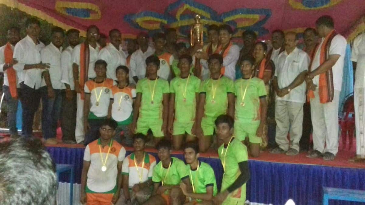 Inter High School Kabbadi Tournament
