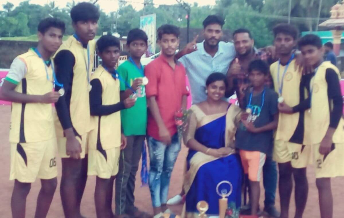 Taluk level Volleyball Tournament
