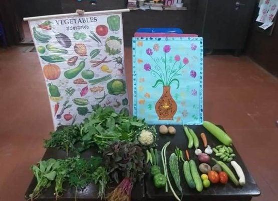 Festivity of Vegetable Day